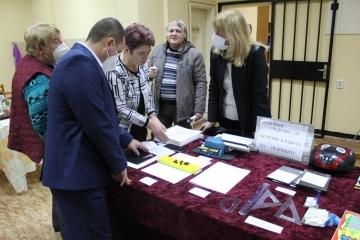 Отворени врати в Центъра за незрящи в Русе по повод Деня на белия бастун