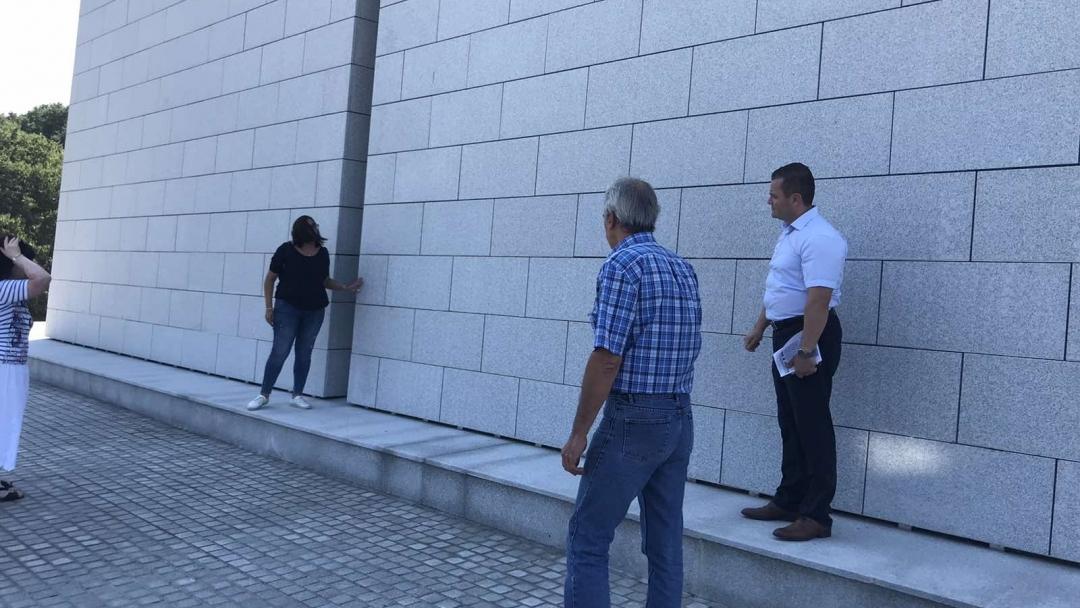 Община Русе ще постави видеонаблюдение на Пантеона на възрожденците