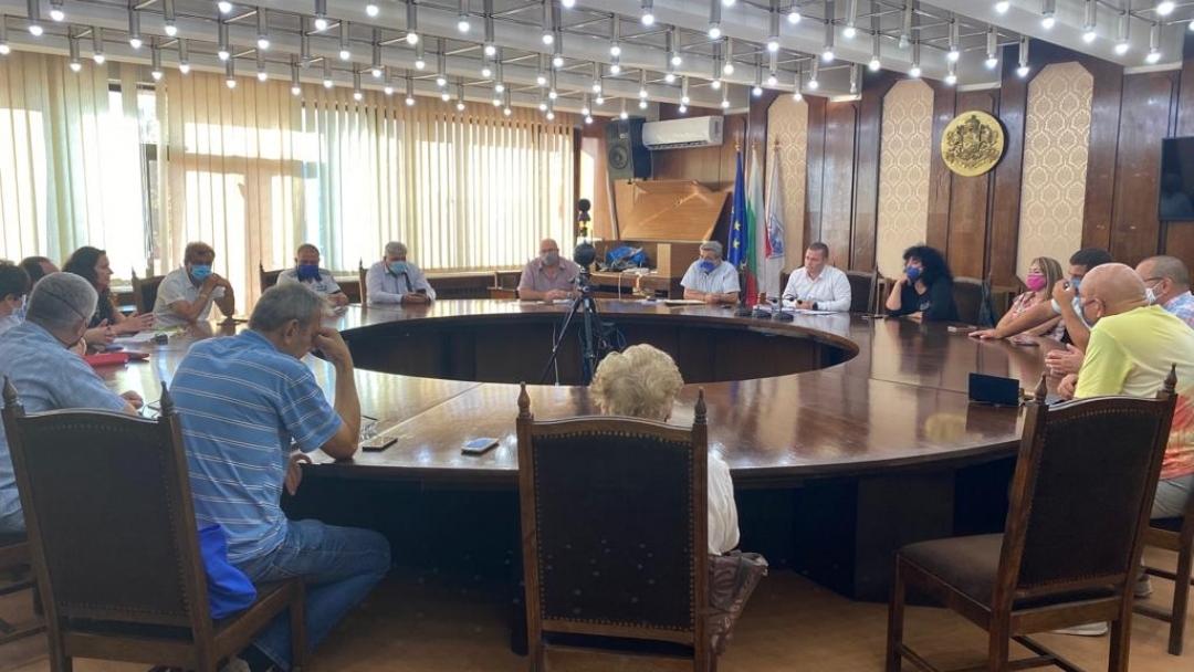 Пенчо Милков: Има възможности да действаме радикално за чистотата на въздуха в Русе