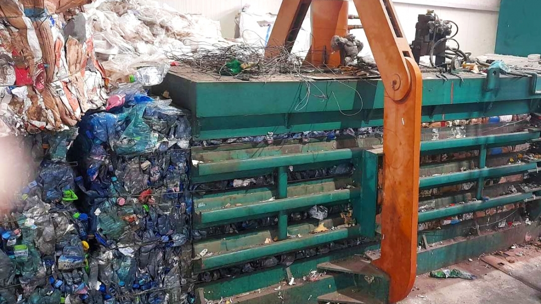 Повече сепарирани отпадъци и по-малко на депо в Русе