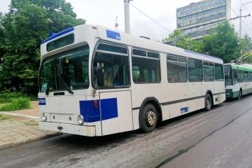 8 кандидати участват в новата обществена поръчка за доставка на нови тролейбуси