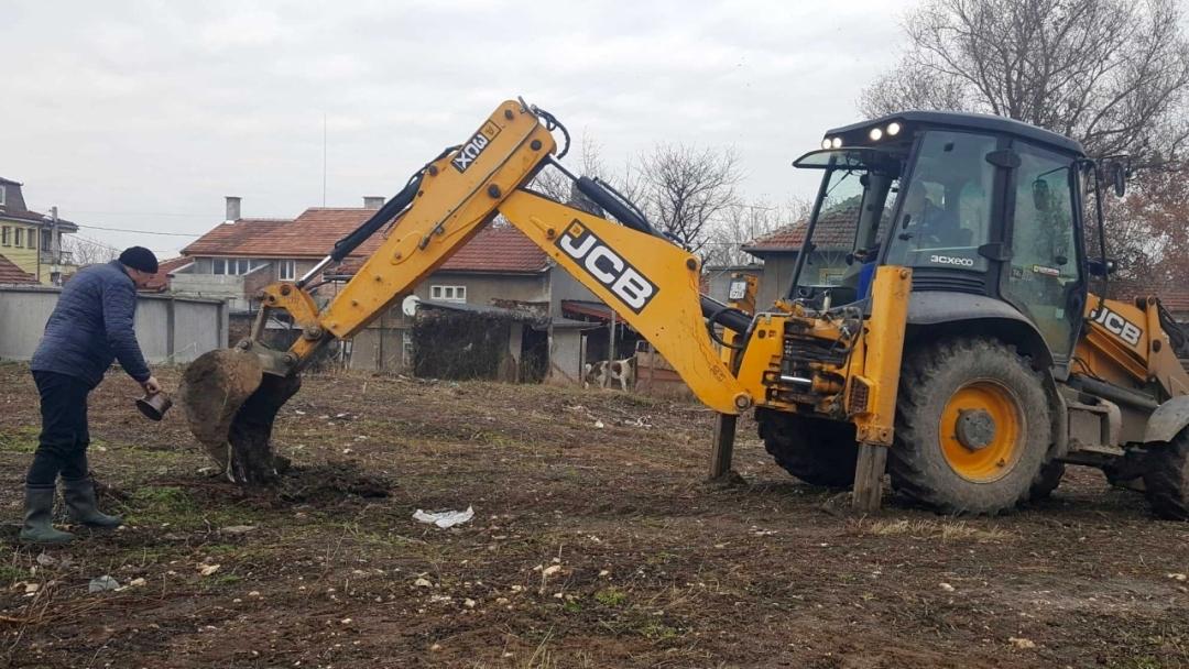 Състоя се първа копка на проекта, който ще осигури социални жилища на хора в неравностойно положение