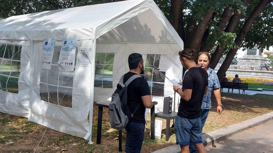 """Започва информационната кампания по проект """"Българските общини работят заедно за подобряване на качеството на атмосферния въздух""""- LIFE-IP CLEAN AIR"""