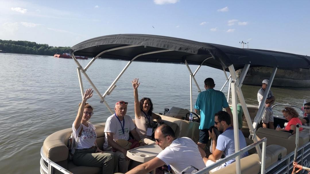 Представители  на туристическия бранш от цялата страна се запознаха с богатствата на Русе и региона