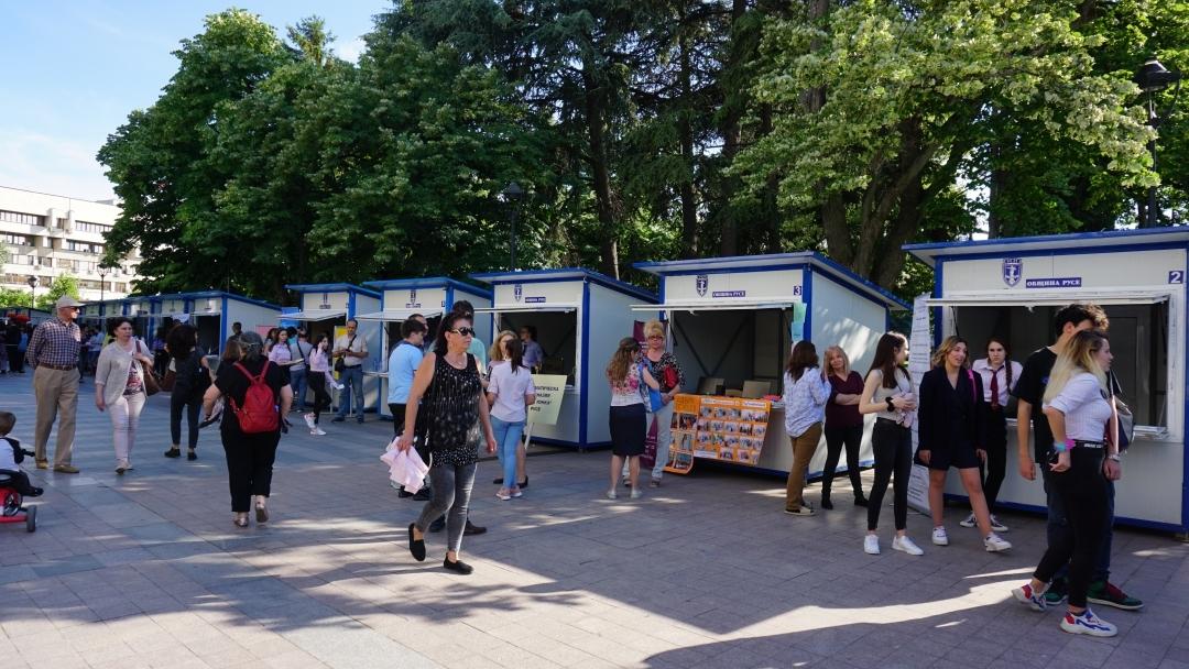 Панорама на образованието се провежда за 20-и път в Русе