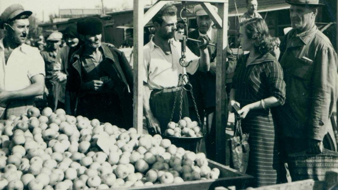 Изложба от фотографии представя пазарите в град Русе - назад в историята, днес и в утрешния ден