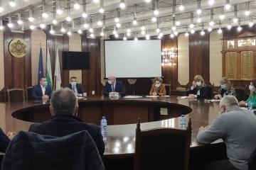 Кметът на Русе Пенчо Милков свика общинския кризисен щаб заради повишената заболеваемост от COVID-19