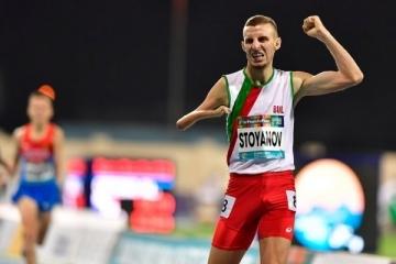 Русенският състезател Християн Стоянов грабна среброто на параолимпиадата в Токио