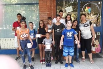 Приключи Лятната академия за деца, организирана от Превантивно – информационния център към Община Русе