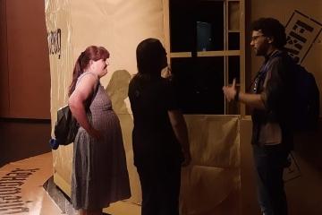 """""""Театър 4D"""" или театър за незрящи ще бъде представен в Русе"""