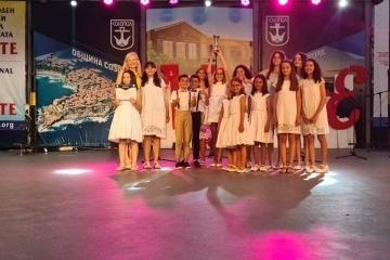 "Вокалните формации ""Приста"" и ""Приста Джуниър"" покориха публиката на фестивал в Созопол"