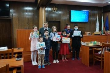 Наградиха участниците в конкурсите, посветени на Европейската седмица на мобилността