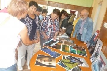 Фотоизложба радва жителите на село Николово