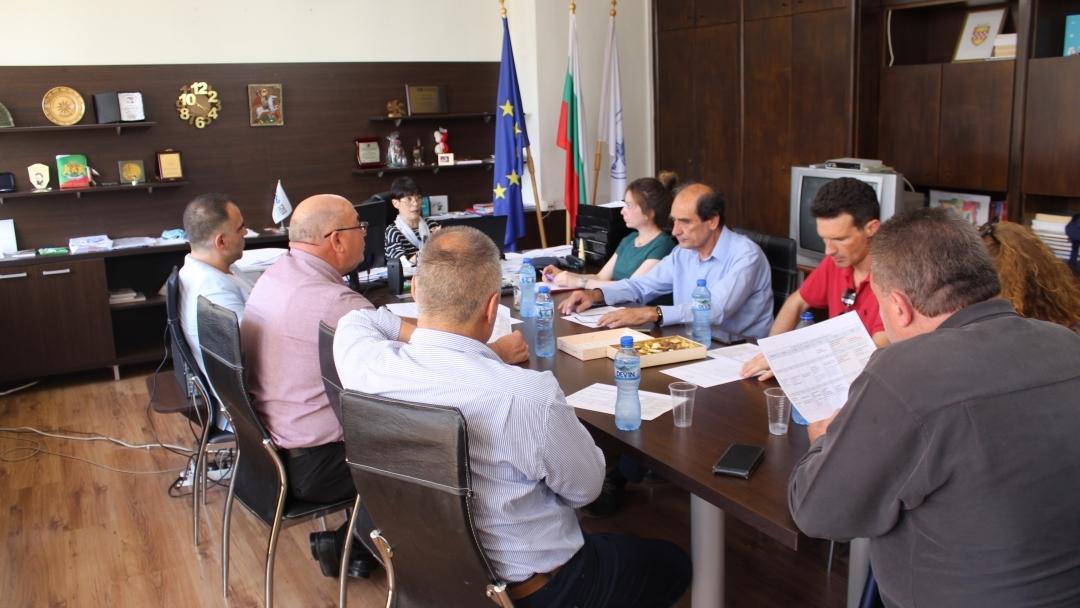 """Заседание на експертния Обществен съвет за подготовка на МФ """"Мартенски музикални дни"""" 2021"""