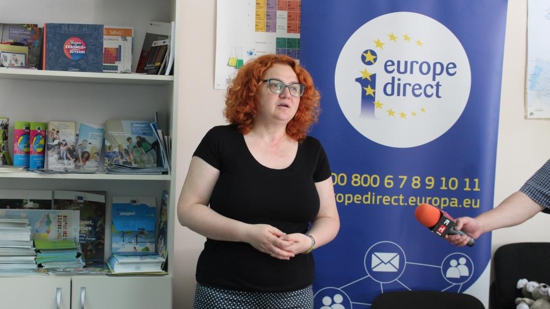 """""""Европа Директно Русе"""" ще е близо до гражданите и в следващите 5 години"""
