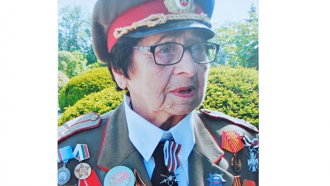 Напусна ни председателят на ветераните Мама Вася