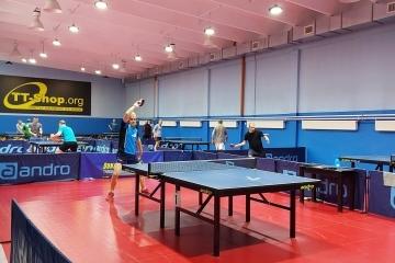"""Завърши традиционният турнир по тенис на маса, организиран от Работнически клуб """"Спорт и здраве"""" -  Русе"""