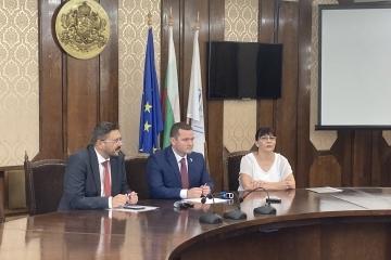 Община Русе предостави безвъзмездно на Българска телеграфна агенция помещение за национален пресклуб
