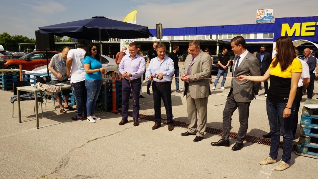 Осмото изложение на автомобили се проведе в Русе