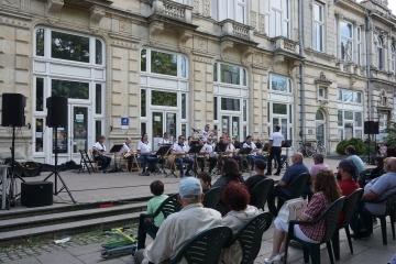 Биг Бенд Русе се завърна на музикалната сцена за Празника на града
