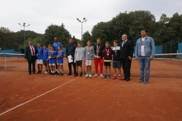 Приключиха държавните отборни първенства по тенис за юноши и девойки