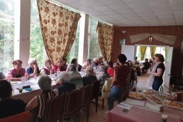 ОИЦ - Русе започна информационната си обиколка в областта