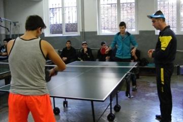 Спортен празник се проведе в Професионалната гимназия по промишлени технологии