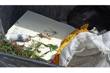 Русенец е глобен за неправомерно изхвърляне отпадъци