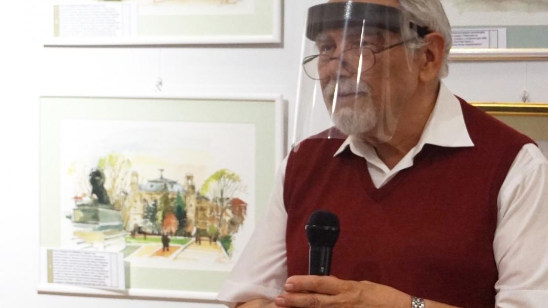 Архитект Белин Моллов с изложба в Регионалния исторически музей - Русе