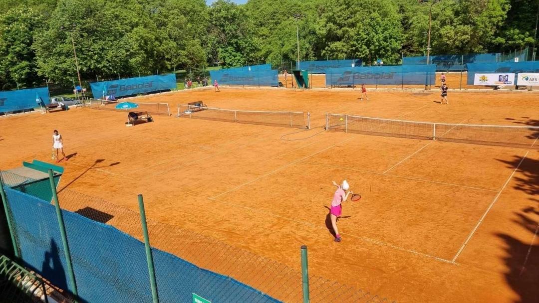 В Русе започна международният турнир по тенис  Prista Cup Ruse 2021