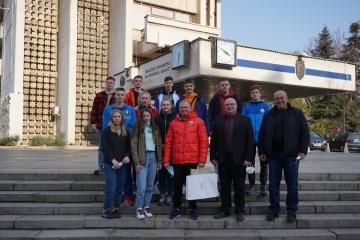 Националният отбор на Беларус по кану-каяк за юноши и девойки проявява интерес към Русе за спортен лагер