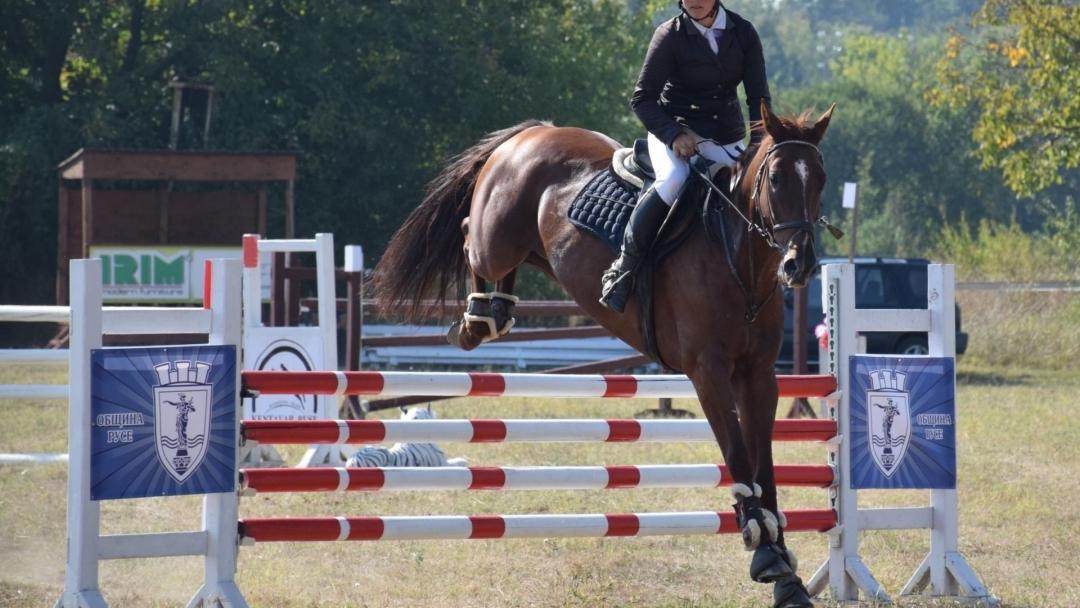 Най-добрите ездачи премериха сили в Русе