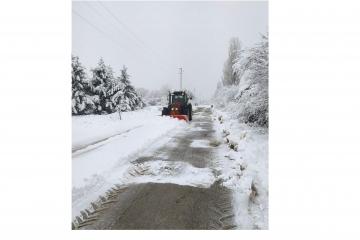 Община Русе в готовност да посрещне по-тежък снеговалеж