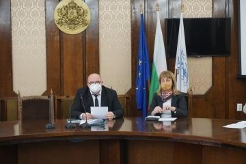 Комисията за детето заседава за първи път през тази година