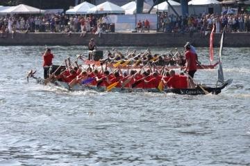 Община Русе спечели домакинството на Световното първенство по драконови лодки през 2025 г. на Международната федерация по кану-каяк