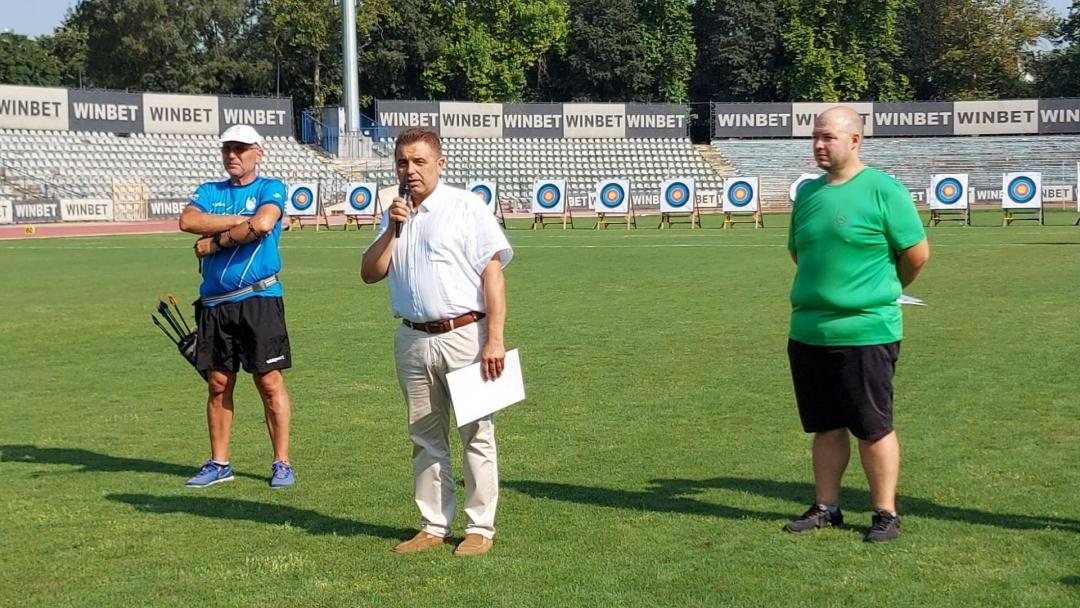В Русе започна Държавното първенство по стрелба с лък