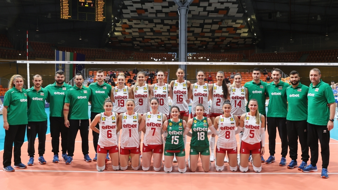 Русе посреща женския волейболен елит на Европа