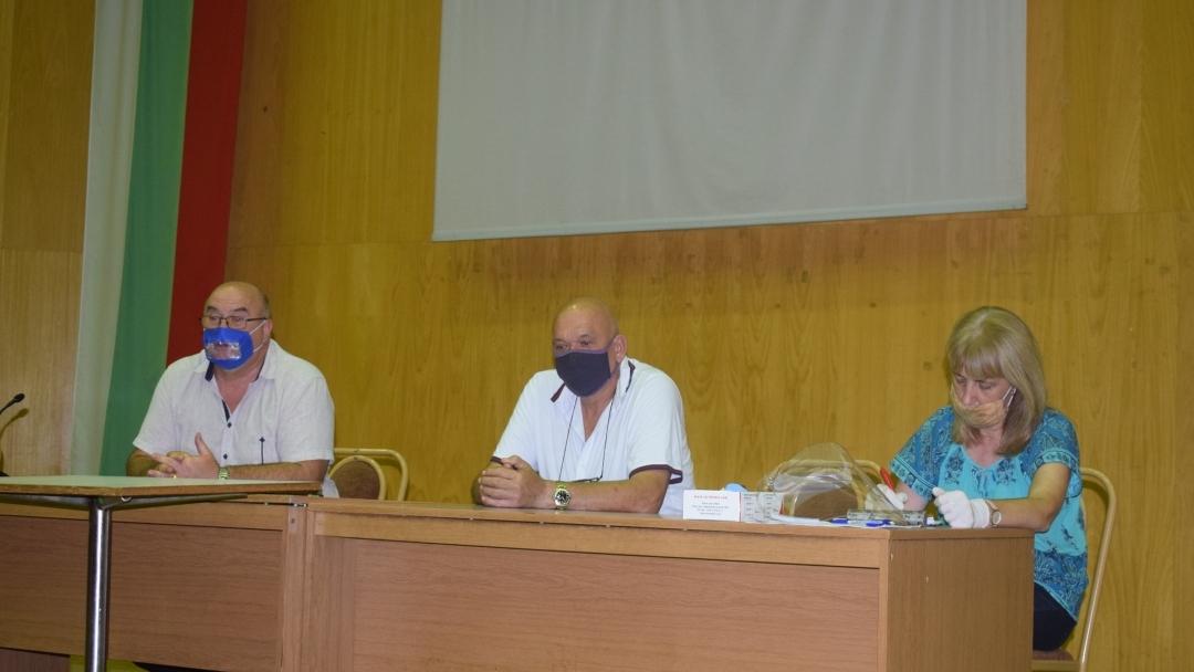 Среща на ръководството на Община Русе с доставчици на социални услуги