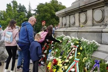 Русе отбеляза 113 години от обявяването на независимостта на България