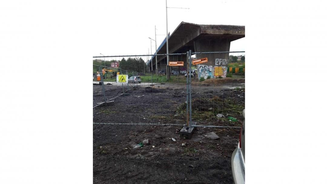 Участъкът под Сарайския мост в Русе вече е осветен и тревата е окосена