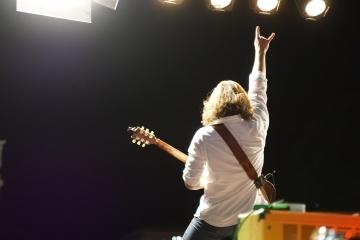 С рок концерт завърши празникът на Русе