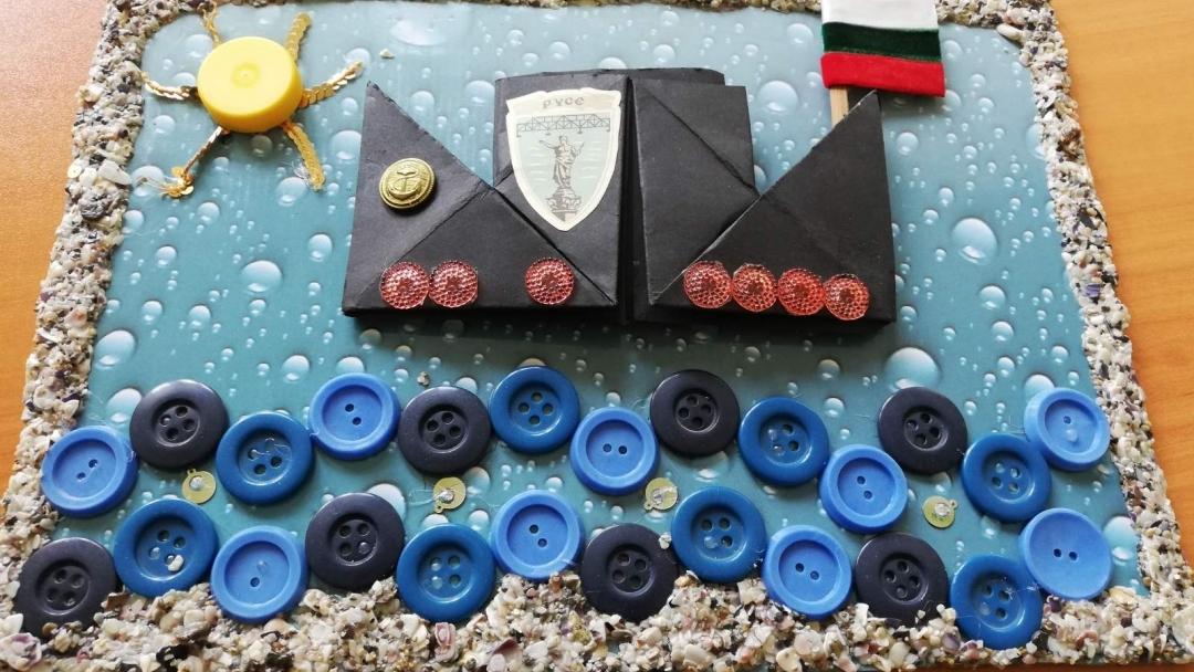 Детско творчество в чест на Празника на Русе