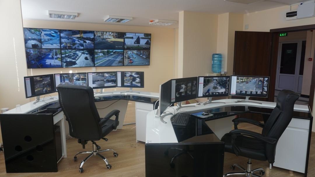 Системата за видеонаблюдение в Русе вече се следи денонощно