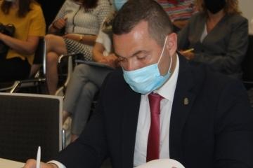 Кметът на Община Русе участва в работен семинар на Националното сдружение на общините в Република България