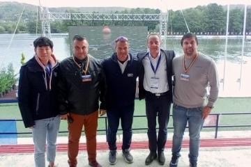 Представители на Община Русе събраха организационен опит на Световното първенство по кану-каяк в Румъния