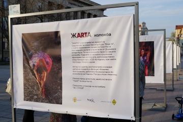 Фотоизложба представя под нестандартен ъгъл миналогодишния пожар в Русенската опера