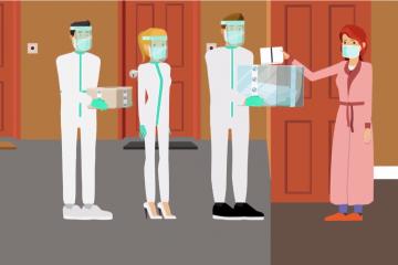 Поставените под задължителна карантина ще могат да гласуват с подвижна избирателна кутия