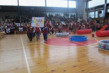 """230 деца участваха в спортния празник на ДГ """"Русалка"""""""