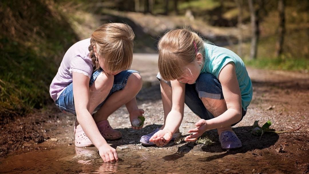 Русенски деца тръгват на училище по природа