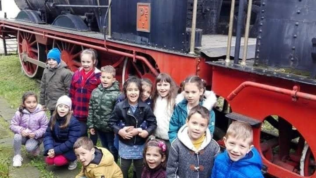 Тематична седмица в детските градини - кои са първите неща, случили се в Русе
